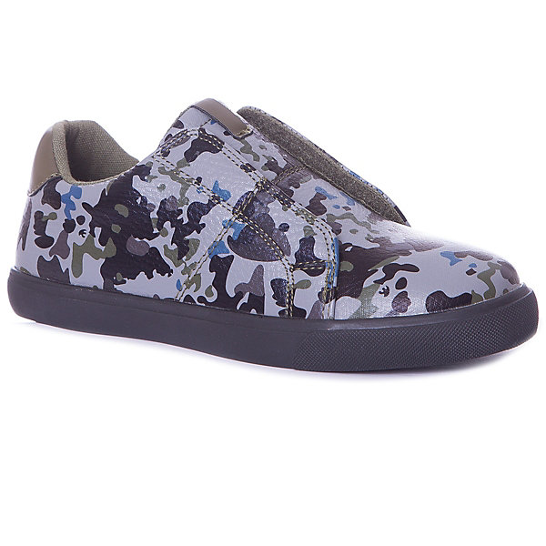 Vitacci Кеды Vitacci кроссовки и кеды barkito полуботинки типа кроссовых для мальчика barkito синий