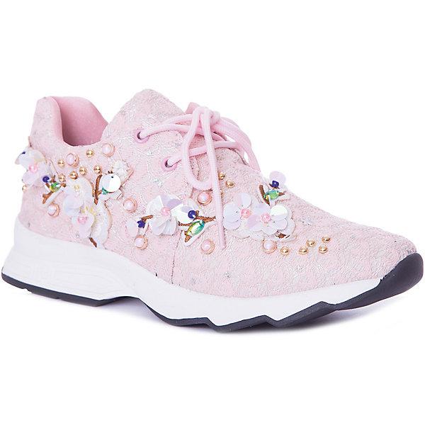 Фото - Vitacci Кроссовки Vitacci для девочки кроссовки на шнурках vizzano кроссовки