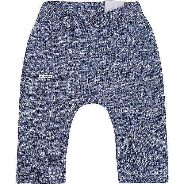 Брюки iDO для мальчикаБрюки<br>Характеристики товара:<br><br>• цвет: голубой<br>• состав ткани: 100% хлопок<br>• сезон: круглый год<br>• пояс: резинка<br>• шлевки<br>• страна бренда: Италия<br><br>Практичные детские брюки выполнены в универсальной расцветке. Эти брюки для ребенка разработаны итальянскими дизайнерами популярного бренда iDO, который выпускает модные и удобные вещи для детей. Брюки для мальчика выполнены из дышащего натурального хлопка.<br><br>Брюки iDO (АйДу) для мальчика можно купить в нашем интернет-магазине.<br>Ширина мм: 215; Глубина мм: 88; Высота мм: 191; Вес г: 336; Цвет: голубой; Возраст от месяцев: 3; Возраст до месяцев: 6; Пол: Мужской; Возраст: Детский; Размер: 68,86,80,74; SKU: 7587780;