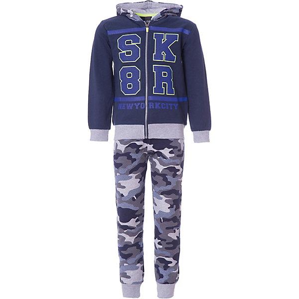iDO Спортивный костюм iDO для мальчика костюм спортивный billybandit костюм спортивный