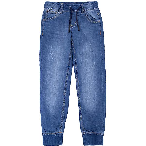 Джинсы iDO для мальчикаДжинсы<br>Характеристики товара:<br><br>• цвет: синий<br>• состав ткани: 95% хлопок, 5% синтетическое волокно<br>• сезон: круглый год<br>• пояс: шнурок<br>• шлевки<br>• страна бренда: Италия<br><br>Оригинальные джинсы для мальчика выполнены преимущественно из дышащего натурального хлопка. Эти детские джинсы - с эффектом потертости. Эти джинсы для ребенка разработаны итальянскими дизайнерами популярного бренда iDO, который выпускает модные и удобные вещи для детей. <br><br>Джинсы iDO (АйДу) для мальчика можно купить в нашем интернет-магазине.<br>Ширина мм: 215; Глубина мм: 88; Высота мм: 191; Вес г: 336; Цвет: синий; Возраст от месяцев: 84; Возраст до месяцев: 96; Пол: Мужской; Возраст: Детский; Размер: 128,170,164,152,140; SKU: 7588990;
