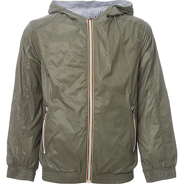 Куртка iDO для мальчикаВерхняя одежда<br>Характеристики товара:<br><br>• цвет: зеленый<br>• состав ткани: 100% полиэстер<br>• подкладка: 100% полиэстер<br>• утеплитель: нет<br>• сезон: демисезон<br>• особенности модели: с капюшоном<br>• застежка: молния<br>• страна бренда: Италия<br><br>Ветровка для мальчика сделана из практичного безопасного для детей материала. Такая детская куртка от известного бренда iDO из Италии поможет создать модный и удобный наряд. Куртка для детей отличается стильным кроем и высоким качеством пошива.<br><br>Куртку iDO (АйДу) для мальчика можно купить в нашем интернет-магазине.<br>Ширина мм: 356; Глубина мм: 10; Высота мм: 245; Вес г: 519; Цвет: зеленый; Возраст от месяцев: 84; Возраст до месяцев: 96; Пол: Мужской; Возраст: Детский; Размер: 128,170,164,152,140; SKU: 7589096;