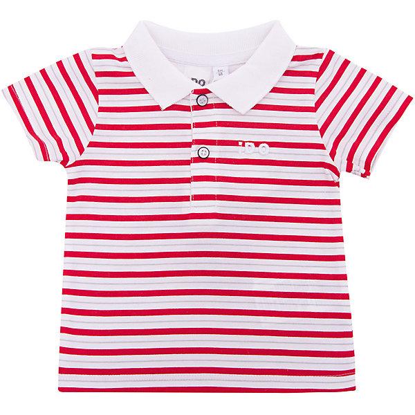 Футболка-поло iDO для мальчикаФутболки, поло и топы<br>Характеристики товара:<br><br>• цвет: белый<br>• состав ткани: 100% хлопок<br>• сезон: лето<br>• короткие рукава<br>• страна бренда: Италия<br><br>Полосатая футболка-поло для мальчика поможет создать удобный и модный наряд. Эта хлопковая детская футболка-поло с коротким рукавом отличается контрастным отложным воротником. Эта футболка-поло для ребенка - от известного итальянского бренда iDO, который известен высоким качеством и европейским стилем выпускаемой одежды для детей. <br><br>Футболку-поло iDO (АйДу) для мальчика можно купить в нашем интернет-магазине.<br>Ширина мм: 199; Глубина мм: 10; Высота мм: 161; Вес г: 151; Цвет: белый; Возраст от месяцев: 3; Возраст до месяцев: 6; Пол: Мужской; Возраст: Детский; Размер: 68,86,80,74; SKU: 7589578;