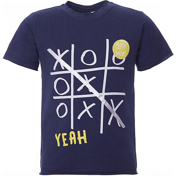 Футболка iDO для мальчикаФутболки, поло и топы<br>Характеристики товара:<br><br>• цвет: синий<br>• состав ткани: 95% хлопок, 5% синтетическое волокно<br>• сезон: лето<br>• застежка: кнопки<br>• короткие рукава<br>• страна бренда: Италия<br><br>Практичная футболка для ребенка от популярного бренда iDO отличается высоким качеством материала и обработки швов. Эта футболка для мальчика сделана из дышащего гипоаллергенного хлопка. Такая детская футболка отличается стильным дизайном.<br><br>Футболку iDO (АйДу) для мальчика можно купить в нашем интернет-магазине.<br>Ширина мм: 199; Глубина мм: 10; Высота мм: 161; Вес г: 151; Цвет: темно-синий; Возраст от месяцев: 18; Возраст до месяцев: 24; Пол: Мужской; Возраст: Детский; Размер: 92,122,116,110,104,98; SKU: 7589704;