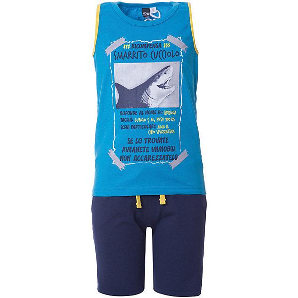 iDO Комплект: шорты, майка iDO для мальчика комплект для мальчика m