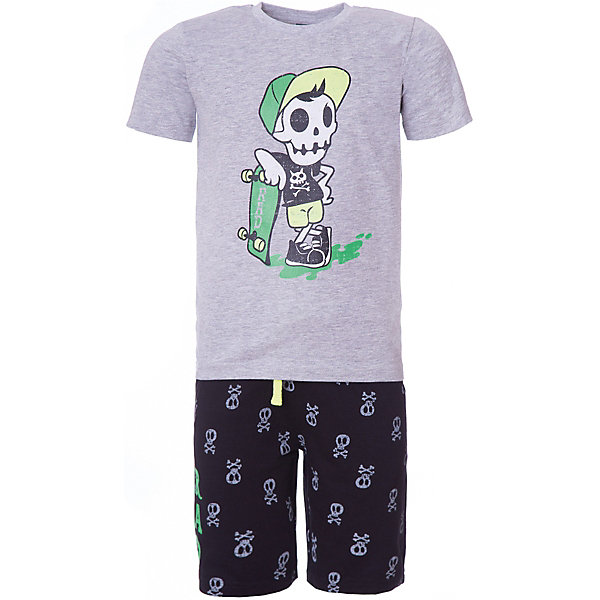 iDO Комплект: футболка, шорты iDO для мальчика шорты viaggio bambini для мальчика цвет желтый