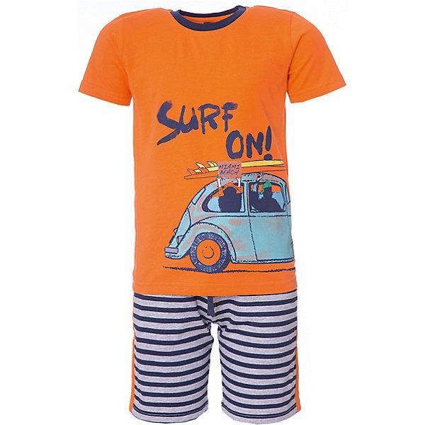 iDO Комплект: футболка, шорты iDO для мальчика