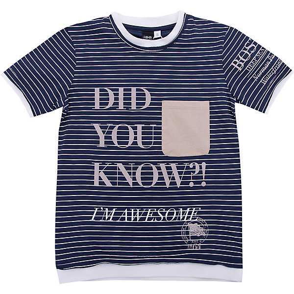 iDO Футболка iDO для мальчика футболка для мальчика крючком