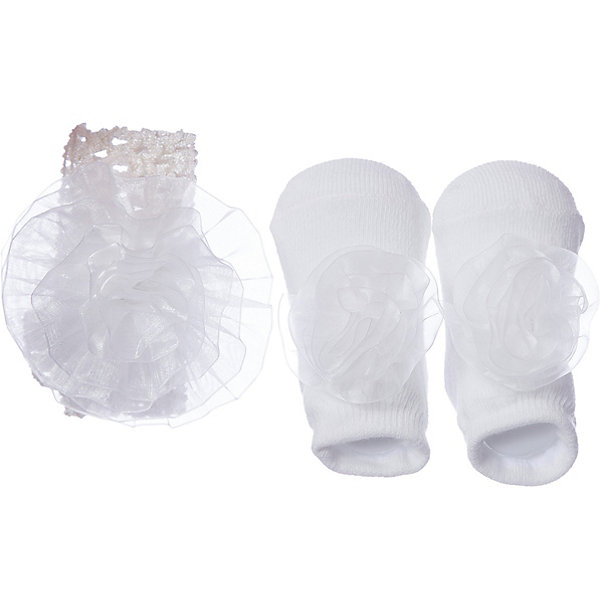 Комплект: пинетки, повязка iDO для девочкиКомплекты<br>Характеристики товара:<br><br>• цвет: бежевый<br>• комплектация: пинетки, повязка<br>• состав ткани: хлопок<br>• сезон: круглый год<br>• страна бренда: Италия<br><br>Этот набор для ребенка включает в себя две пару детских пинеток и повязку на голову. Симпатичные пинетки и повязка для девочки выполнены из качественного материала. Комплект для ребенка создан дизайнерами известного итальянского бренда iDO. <br><br>Комплект: пинетки, повязка iDO (АйДу) для девочки можно купить в нашем интернет-магазине.<br>Ширина мм: 157; Глубина мм: 13; Высота мм: 119; Вес г: 200; Цвет: бежевый; Возраст от месяцев: 0; Возраст до месяцев: 12; Пол: Женский; Возраст: Детский; Размер: one size; SKU: 7590752;