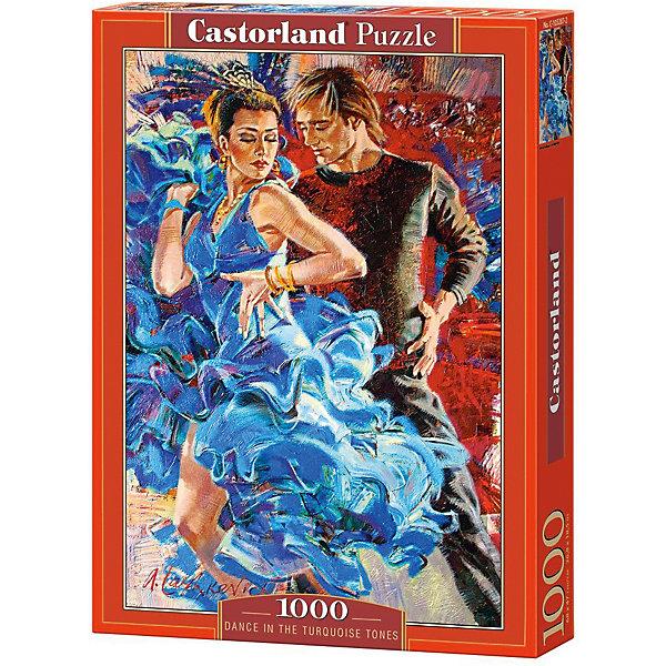 Castorland Пазл Castorland Танец 1000 деталей дубини мириам танец падающих звезд