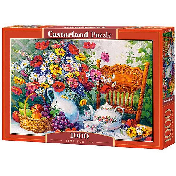 Купить Пазл Castorland Время для чаепития 1000 деталей, Польша, Унисекс