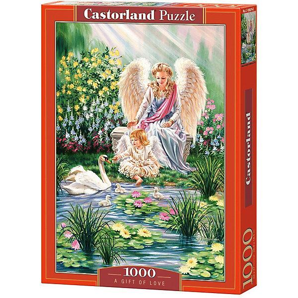 Castorland Пазл Castorland Подарок любви 1000 деталей castorland пазлы парусник 1000 деталей castorland