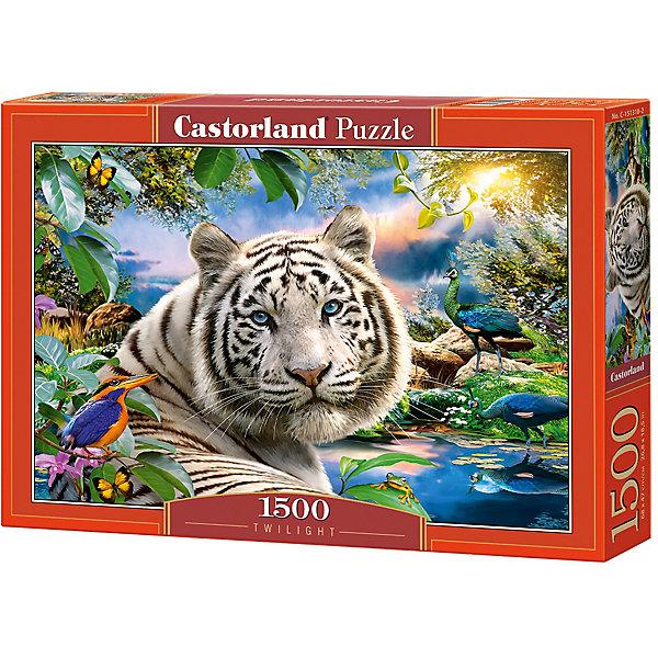 Castorland Пазл Castorland Тигр 1500 деталей