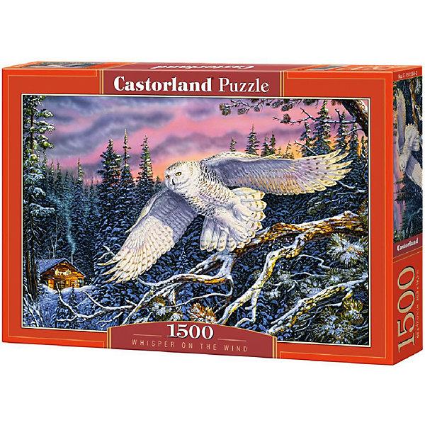 Castorland Пазл Castorland Сова 1500 деталей паззл castorland 1000 эл 68 47см сова наблюдение