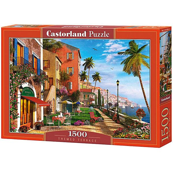 Castorland Пазл Castorland Террасы 1500 деталей цена
