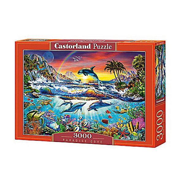 Castorland Пазл Райская бухта 3000 деталей