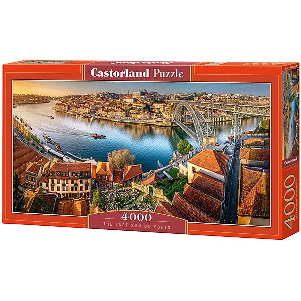 Castorland Пазл Castorland Закат на Порту 4000 деталей в порту