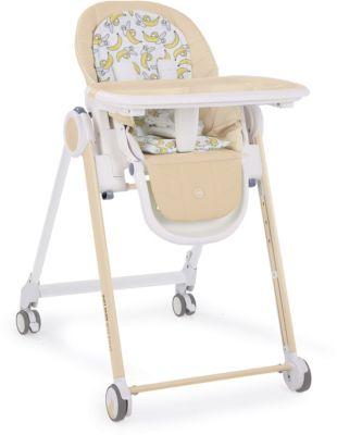 Стульчик для кормления Happy Baby Berny, бежевый, артикул:7620017 - Кормление малыша