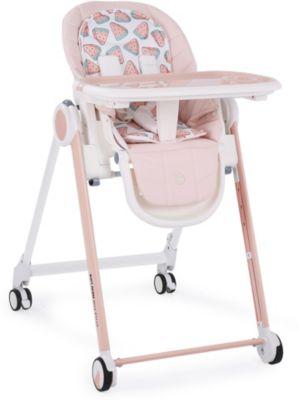 Стульчик для кормления Happy Baby Berny, розовый, артикул:7620020 - Кормление малыша