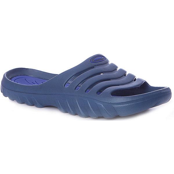 Шлепанцы Котофей для мальчикаПляжная обувь<br>Характеристики товара:<br><br>• цвет: синий; <br>• внешний материал: ЭВА;<br>• внутренний материал: ЭВА;<br>• стелька: ЭВА;<br>• подошва: ЭВА;<br>• сезон: лето;<br>• застёжка: без застёжки;<br>• подходят для пляжа или бассейна;<br>• анатомическая модель;<br>• облегчённая модель;<br>• декорированы контрастными вставками;<br>• страна бренда: Россия;<br>• страна изготовитель: Китай.<br><br>Подходят для пляжа и бассейна, изготовлены из очень лёгкого материала ЭВА, обеспечивающих комфорт в использовании. Шлёпанцы легко моются и быстро сохнут. Удобная эластичная подошва хорошо гнется, не стесняет движений стопы.<br><br>Шлёпанцы Котофей можно купить в нашем интернет-магазине.<br>Ширина мм: 219; Глубина мм: 154; Высота мм: 121; Вес г: 343; Цвет: синий; Возраст от месяцев: 144; Возраст до месяцев: 156; Пол: Мужской; Возраст: Детский; Размер: 36,40,39,38,37; SKU: 7621298;