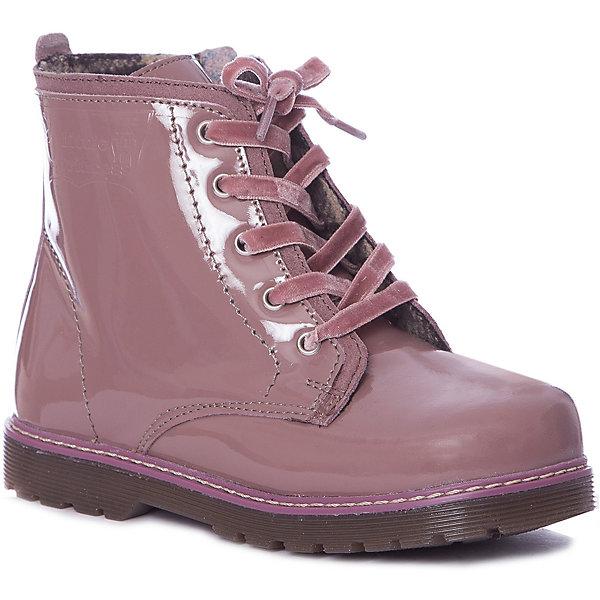 Купить Ботинки Котофей для девочки, Россия, розовый, Женский