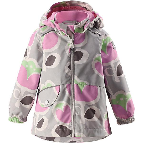 Купить Демисезонная куртка Reima Berry Reimatec, Китай, серый, 92, 98, 80, 86, Женский
