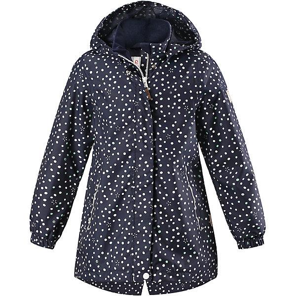 Куртка Aava Reimatec® Reima для мальчикаОдежда<br>Характеристики товара:<br><br>• цвет: синий;<br>• состав: 100% полиамид, полиуретановое покрытие;<br>• подкладка: 100% полиэстер;<br>• без дополнительного утепления;<br>• сезон: демисезон;<br>• температурный режим: от +5° до +15°С;<br>• водонепроницаемость: 5000 мм;<br>• воздухопроницаемость: 4000 мм;<br>• износостойкость: 15000 циклов (тест Мартиндейла);<br>• застёжка: молния с защитой подбородка;<br>• водо- и ветронепроницаемый, «дышащий» и грязеотталкивающий материал;<br>• основные швы проклеены и водонепроницаемы;<br>• гладкая подкладка из полиэстера;<br>• безопасный, съёмный капюшон;<br>• эластичные манжеты на рукавах;<br>• внутренняя регулировка обхвата талии;<br>• карман со специальными креплениями для сенсора ReimaGO® в моделях 104 размера и более;<br>• два боковых кармана;<br>• светоотражающие детали;<br>• страна бренда: Финляндия.<br><br>Все основные швы в этой демисезонной детской куртке Reimatec® герметично запаяны, а сама она сшита из водо- и ветронепроницаемого, грязеотталкивающего, но при этом дышащего материала. Безопасный съемный капюшон легко отстегивается, если случайно за что-нибудь зацепится. За счет эластичных манжет и регулируемой талии она будет отлично сидеть по фигуре. Новые красивые рисунки!<br><br>Куртку Reima от финского бренда Reima (Рейма) можно купить в нашем интернет-магазине.<br>Ширина мм: 356; Глубина мм: 10; Высота мм: 245; Вес г: 519; Цвет: синий; Возраст от месяцев: 18; Возраст до месяцев: 24; Пол: Мужской; Возраст: Детский; Размер: 92,152,146,140,134,128,122,116,110,104,98; SKU: 7632638;