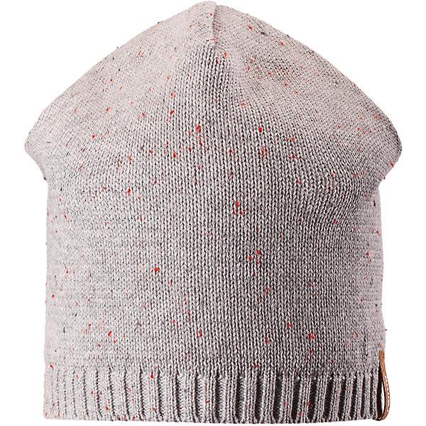 Шапка Bubble ReimaШапки и шарфы<br>Характеристики товара:<br><br>• цвет: серый;<br>• состав: 100% хлопок;<br>• без подкладки;<br>• без дополнительного утепления;<br>• сезон: демисезон;<br>• температурный режим: от +5 до +15С;<br>• застёжка: шапка на завязках;<br>• хлопчатобумажная ткань;<br>• завязки в размерах 44/46 и 48/50;<br>• лёгкий стиль, без подкладки;<br>• декоративная структура поверхности;<br>• светоотражающие элементы;<br>• страна бренда: Финляндия.<br><br>Легкая трикотажная шапка из хлопка без подкладки – идеальный вариант на летний вечер в ветреную погоду. Завязки имеются только в размерах 44/46 и 48/50.<br><br>Шапку Reima от финского бренда Reima (Рейма) можно купить в нашем интернет-магазине.<br>Ширина мм: 89; Глубина мм: 117; Высота мм: 44; Вес г: 155; Цвет: серый; Возраст от месяцев: 9; Возраст до месяцев: 12; Пол: Унисекс; Возраст: Детский; Размер: 44,56,52,48; SKU: 7633685;