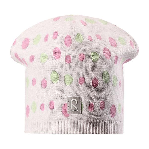 Reima Шапка Pulpo Reima reima шапка lilja белый меланж