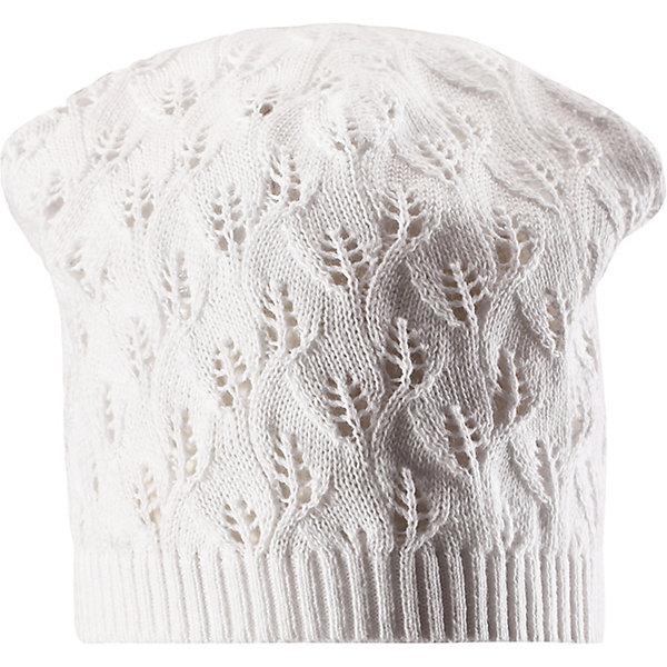 Reima Шапка Lilja Reima для девочки шапка для девочки reima lilja цвет розовый 5285763290 размер 44