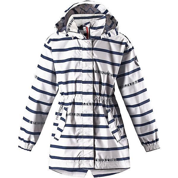 Купить Демисезонная куртка Reima Marine Reimatec, Китай, белый, 110, 164, 158, 152, 146, 140, 134, 128, 122, 116, 104, Женский
