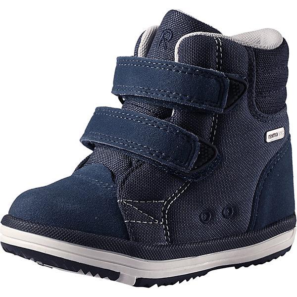 Купить Ботинки Patter Wash Reimatec® Reima для мальчика, Вьетнам, синий, Унисекс