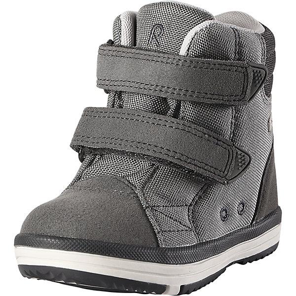Купить Ботинки Patter Wash Reimatec® Reima, Вьетнам, серый, Унисекс