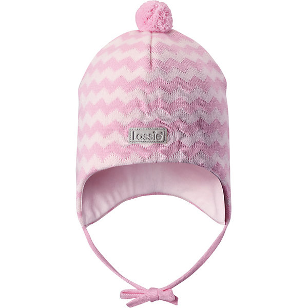 Шапка LassieШапки и шарфы<br>Характеристики товара:<br><br>• цвет: розовый;<br>• состав: 100% хлопок;<br>• подкладка: 97% хлопок, 3% эластан;<br>• без дополнительного утепления;<br>• сезон: демисезон;<br>• температурный режим: от +5 до +15С;<br>• застёжка: шапка на завязках;<br>• ветронепроницаемые вставки в области ушей;<br>• сплошная подкладка из мягкого трикотажа;<br>• светоотражающие элементы;<br>• страна бренда: Финляндия.<br><br>Очаровательная шапка для малышей! Она изготовлена из очень удобного эластичного материала на подкладке из гладкого хлопкового джерси. Ветронепроницаемые вставки в области ушей обеспечат тепло и уют в ветреную погоду, а завязки не дадут шапке сползать.<br><br>Шапку Lassie (Ласси) можно купить в нашем интернет-магазине.<br>Ширина мм: 89; Глубина мм: 117; Высота мм: 44; Вес г: 155; Цвет: розовый; Возраст от месяцев: 36; Возраст до месяцев: 72; Пол: Унисекс; Возраст: Детский; Размер: 46-48,44-46,42-44,50-52; SKU: 7635342;