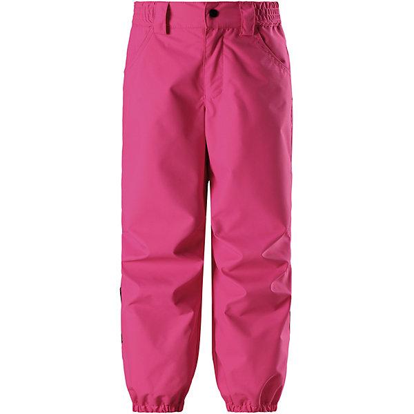 Брюки Lassie для девочкиОдежда<br>Характеристики товара:<br><br>• цвет: розовый;<br>• состав: 100% полиэстер, полиуретановое покрытие;<br>• подкладка: 100% полиэстер;<br>• без дополнительного утепления;<br>• сезон: демисезон;<br>• температурный режим: от +5 до +15С;<br>• водонепроницаемость: 1000 мм;<br>• воздухопроницаемость: 2000 мм;<br>• износостойкость: 20000 циклов (тест Мартиндейла);<br>• застёжка: ширинка на молнии и пуговица;<br>• водоотталкивающий, ветронепроницаемый и дышащий материал;<br>• задний серединный шов проклеен;<br>• гладкая подкладка из полиэстера;<br>• эластичная талия;<br>• эластичные штанины;<br>• передние карманы;<br>• светоотражающие детали;<br>• страна бренда: Финляндия.<br><br>Популярные и надежные демисезонные брюки для девочек подойдут для любых занятий на свежем воздухе. Изготовлены из водоотталкивающего, ветронепроницаемого и дышащего материала. Задний средний шов проклеен, водонепроницаем. Брюки снабжены гладкой подкладкой из полиэстера на. Благодаря эластичной талии и эластичным манжетам брюки отлично сидят. Каждая деталь в них просто незаменима: ширинка на молнии и передние карманы. От повседневного удобства до экстремальных условий.<br><br>Брюки Lassie (Ласси) можно купить в нашем интернет-магазине.<br>Ширина мм: 215; Глубина мм: 88; Высота мм: 191; Вес г: 336; Цвет: розовый; Возраст от месяцев: 18; Возраст до месяцев: 24; Пол: Женский; Возраст: Детский; Размер: 92,140,134,128,122,116,110,104,98; SKU: 7635827;