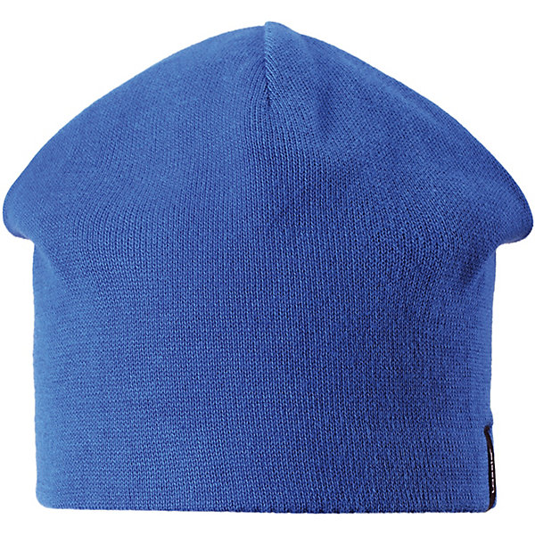 Шапка LassieШапки и шарфы<br>Характеристики товара:<br><br>• цвет: синий;<br>• состав: 100% хлопок;<br>• подкладка: 97% хлопок, 3% эластан;<br>• без дополнительного утепления;<br>• сезон: демисезон;<br>• температурный режим: от +5 до +15С;<br>• без застёжки;<br>• эластичная хлопчатобумажная ткань;<br>• сплошная подкладка из материала джерси;<br>• светоотражающие элементы;<br>• страна бренда: Финляндия.<br><br>Эта шапка изготовлена из хлопкового трикотажа и снабжена эластичной подкладкой из хлопкового джерси – теплой и мягкой на ощупь. В новом сезоне без такой просто не обойтись! <br><br>Шапку Lassie (Ласси) можно купить в нашем интернет-магазине.<br>Ширина мм: 89; Глубина мм: 117; Высота мм: 44; Вес г: 155; Цвет: синий; Возраст от месяцев: 36; Возраст до месяцев: 72; Пол: Унисекс; Возраст: Детский; Размер: 46-48,54-56,50-52; SKU: 7636157;
