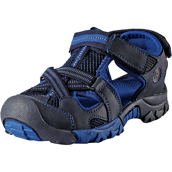 Reima Сандалии Rigger Reima для мальчика сандалии детские reima цвет синий 5693396500 размер 23