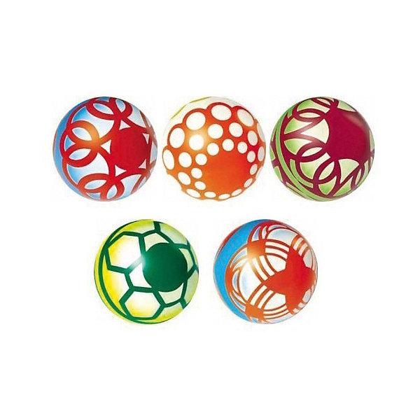 Спортивный мяч Мячи-Чебоксары, 15 смМячи детские<br>Характеристики:<br><br>• тип игрушки: мяч;<br>• возраст: от 3 лет;<br>• материал: резина;<br>• цвет: мультиколор;<br>• диаметр: 15 см;<br>• страна бренда: Россия;<br>• бренд: Чебоксарский завод;<br><br>Спортивный мяч Мячи-Чебоксары, 15 см будет лучшим спутником детей и взрослых на спортивной площадке. Изделие выполнено из прочного, упругого ПВХ, который обеспечит целостность игрушки даже при сильном ударе мячика о любую поверхность. Мяч выполнен в ярких тонах, а его полированная поверхность лишь усиливает насыщенность цвета. <br><br>Игрушка легко очищается от пыли и грязи с помощью воды и мыла. Мяч заполнен воздухом, поэтому имеет минимальный вес. Игрушка может быть использована для детских игр, а также на уроках в детском саду и на школе в качестве дополнительной атрибутики. Играя с мячом, ребенок будет развивать моторику, координацию и ловкость.<br><br>Спортивный мяч Мячи-Чебоксары, 15 см можно купить в нашем интернет-магазине.<br>Ширина мм: 170; Глубина мм: 170; Высота мм: 170; Вес г: 25; Возраст от месяцев: 36; Возраст до месяцев: 2147483647; Пол: Унисекс; Возраст: Детский; SKU: 7684072;