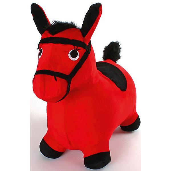 Лошадка-попрыгунчик Shantou Gepai, краснаяМячи-прыгуны<br>Характеристики:<br><br>• тип игрушки: попрыгунчик;<br>• возраст: от 3 лет;<br>• материал: мех, текстиль, резина, пластик;<br><br><br>Лошадка-попрыгунчик Shantou Gepai, красная – забавная, дружелюбная игрушка. На симпатичной лошадке очень удобно сидеть, а ещё она великолепно подойдёт для активных занятий - прыжков и скачек, зарядки и весёлых игр.<br><br>Ушки - ручки имеют специальные углубления, за которые малышу будет удобно удержаться верхом. Ребёнок сидит и держится ручками за её длинные ушки и прыгает, отталкиваясь ногами от пола. Изготовлено из высококачественных материалов.<br><br>Лошадку-попрыгунчик Shantou Gepai, красную можно купить в нашем интернет-магазине.