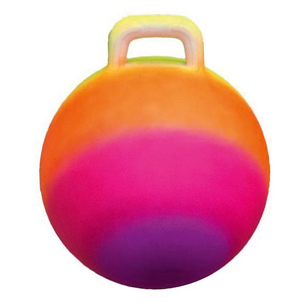 Shantou Gepai Мяч-прыгун Shantou Gepai Радужный, 45 см deweyke массаж мяч фасция мяч глубокие мышцы расслабляющий мяч клуб иглоукалывание массаж фитнес мяч зеленый
