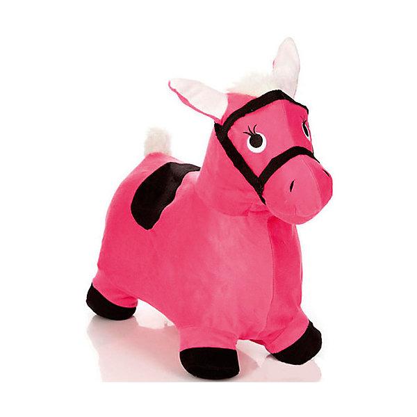 Лошадка-попрыгунчик Shantou Gepai, розоваяПрыгуны и джамперы<br>Характеристики:<br><br>• тип игрушки: попрыгунчик;<br>• возраст: от 3 лет;<br>• материал: мех, текстиль, резина, пластик;<br>• цвет: розовый;<br>• размер: 25х10х30 см;<br>• вес: 150 гр;<br>• бренд: Shantou Gepai.<br><br>Лошадка-попрыгунчик Shantou Gepai, розовая – забавная, дружелюбная игрушка. На симпатичной лошадке очень удобно сидеть, а ещё она великолепно подойдёт для активных занятий - прыжков и скачек, зарядки и весёлых игр.<br><br>Ушки - ручки имеют специальные углубления, за которые малышу будет удобно удержаться верхом. Ребёнок сидит и держится ручками за её длинные ушки и прыгает, отталкиваясь ногами от пола. Изготовлено из высококачественных материалов.<br><br>Лошадку-попрыгунчик Shantou Gepai, розовую можно купить в нашем интернет-магазине.<br>Ширина мм: 250; Глубина мм: 100; Высота мм: 300; Вес г: 149; Возраст от месяцев: 36; Возраст до месяцев: 2147483647; Пол: Унисекс; Возраст: Детский; SKU: 7684132;