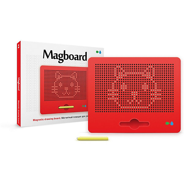 Назад к истокам Магнитный планшет для рисования Magboard,