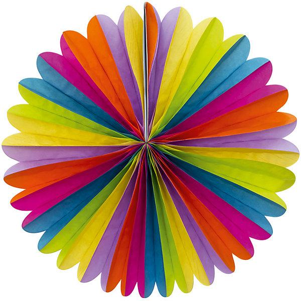 Подвеска декоративная ACTION! Астра, 48смБаннеры и гирлянды для детской вечеринки<br>Характеристики товара:<br><br>• возраст: от 3 лет;<br>• упаковка: пакет с подвесом;<br>• материал: бумага;<br>• размер: 48 см;<br>• бренд: Action<br><br>Подвеска декоративная к празднику Астра станет прекрасным украшением любого торжества. Украшение удивит каждого гостя и юного именинника.<br><br>Такое украшение отлично вписывается в домашний интерьер, принося атмосферу праздника. Благодаря такой яркой подвеске настроение любого праздника станет намного красочнее и веселее.<br><br>Подвеска удобно раскладывается и компактно хранится. А благодаря веревочке повесить украшение очень легко.<br><br>Подвеску «Астра» «Action!» можно купить в нашем интернет-магазине.<br>Ширина мм: 100; Глубина мм: 20; Высота мм: 100; Вес г: 100; Возраст от месяцев: 36; Возраст до месяцев: 2147483647; Пол: Унисекс; Возраст: Детский; SKU: 7686955;