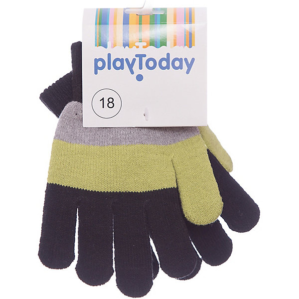 PlayToday Перчатки PlayToday для мальчика