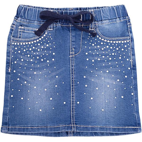 все цены на PlayToday Юбка джинсовая PlayToday для девочки онлайн