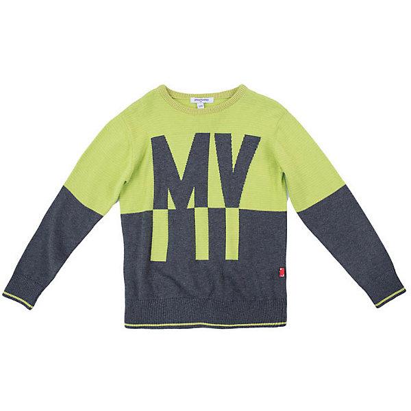 Джемпер PlayToday для мальчикаСвитера и кардиганы<br>Джемпер PlayToday для мальчика<br>Джемпер выполнен из натурального хлопка. Горловина, манжеты и низ изделия на мягких трикотажных резинках. Модель выполнена в технике yarn dyed - в процессе производства используются разного цвета нити. Изделие при рекомендуемом уходе не линяет и надолго остается в первоначальном виде.<br>Состав:<br>100% хлопок<br>Ширина мм: 190; Глубина мм: 74; Высота мм: 229; Вес г: 236; Цвет: серый; Возраст от месяцев: 36; Возраст до месяцев: 48; Пол: Мужской; Возраст: Детский; Размер: 104,146/152,134/140,122,110,116,128; SKU: 7714597;