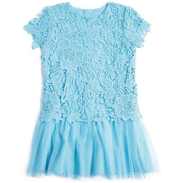 цены PlayToday Платье PlayToday для девочки