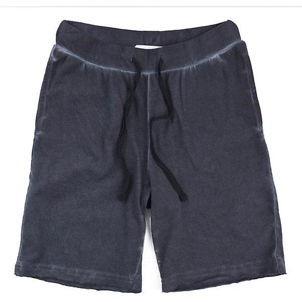 Шорты PlayToday для мальчикаШорты, бриджи, капри<br>Характеристики товара:<br><br>• цвет: серый;<br>• состав ткани: 100% хлопок;<br>• сезон: лето;<br>• застёжка: пояс на резинке с шнурком-утяжкой;<br>• спортивная модель;<br>• шорты с эффектом потёртостей;<br>• коллекция: Летний турнир;<br>• страна бренда: Германия.<br><br>Шорты из натурального трикотажа. Низ штанин выполнен в технике необработанного края. Область швов декорирована эффектом потертостей. Пояс на широкой резинке, дополнен регулируемым шнуром - кулиской.<br><br>Шорты PlayToday (ПлэйТудэй) можно купить в нашем интернет-магазине.<br>Ширина мм: 191; Глубина мм: 10; Высота мм: 175; Вес г: 273; Цвет: серый; Возраст от месяцев: 36; Возраст до месяцев: 48; Пол: Мужской; Возраст: Детский; Размер: 146/152,134/140,122,104,110,116,128; SKU: 7716638;