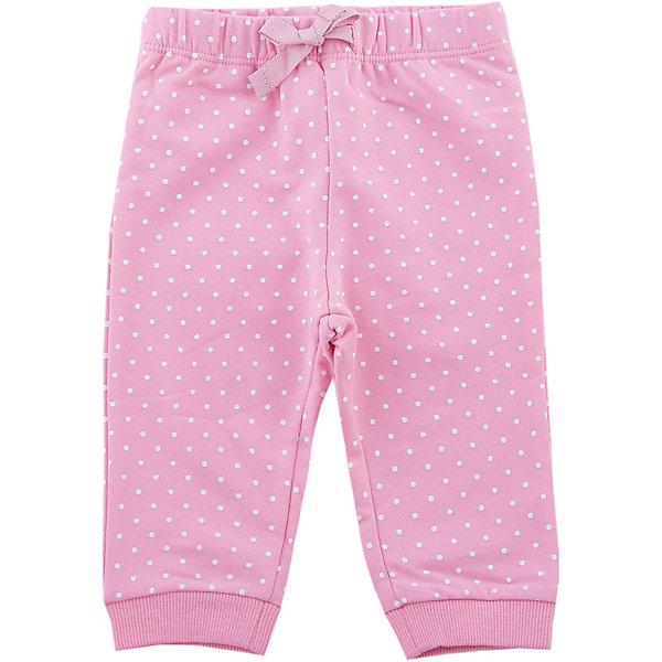 Купить Брюки PlayToday для девочки, Китай, розовый, 62, 80, 74, 68, Женский
