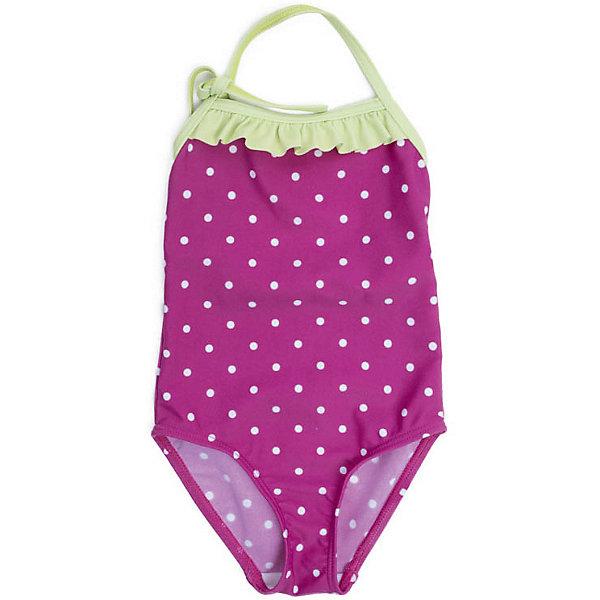 PlayToday Купальник PlayToday для девочки купальник слитный для девочки playtoday baby солнечная палитра цвет розовый 188077 размер 98